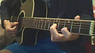 Dragonball GT musica tema ( violão )