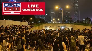 Hong Kong Protests - LIVE COVERAGE