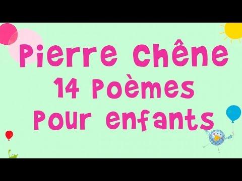 Pierre Chene 14 Poemes Pour Enfants Youtube