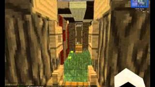 Minecraft #3. Как украсить ферму животных?  Excalibur-craft