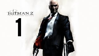 Hitman 2: Silent Assassin part 1 (Game Movie) (Story Walkthrough) (No Commentary)