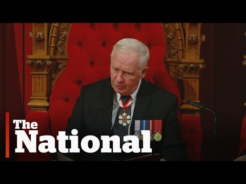Liberal Throne Speech Promises Tax Cuts