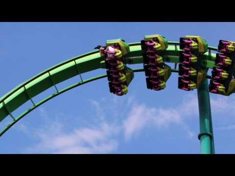 COASTER NEWS: Knoebel's New for 2017 Ride and Dorney Park's Latest Rumors