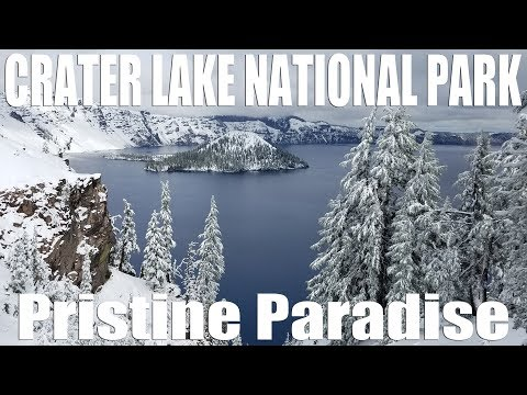 Crater Lake National Park Oregon | Full Time RV Travel