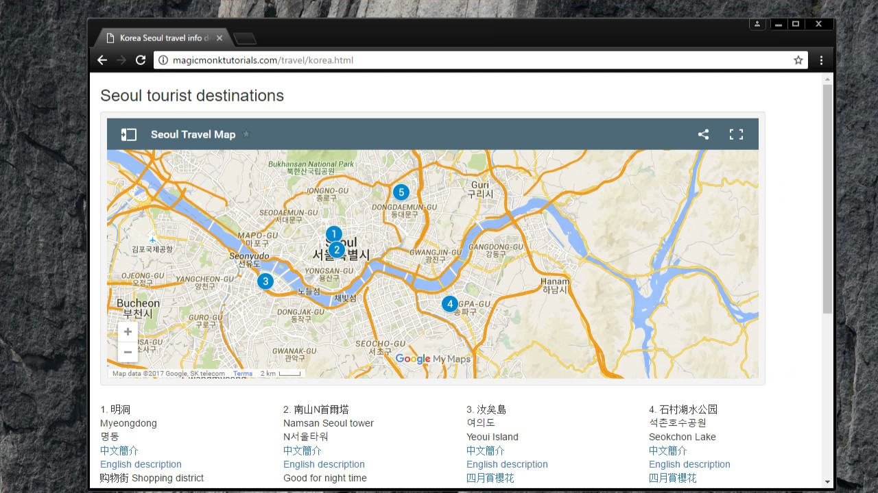 How To Make Google Map Embed Iframe Responsive With Bootstrap