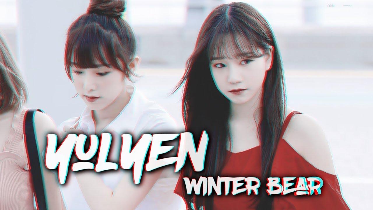 조유리 x 최예나 [yulyen]  「winter bear」