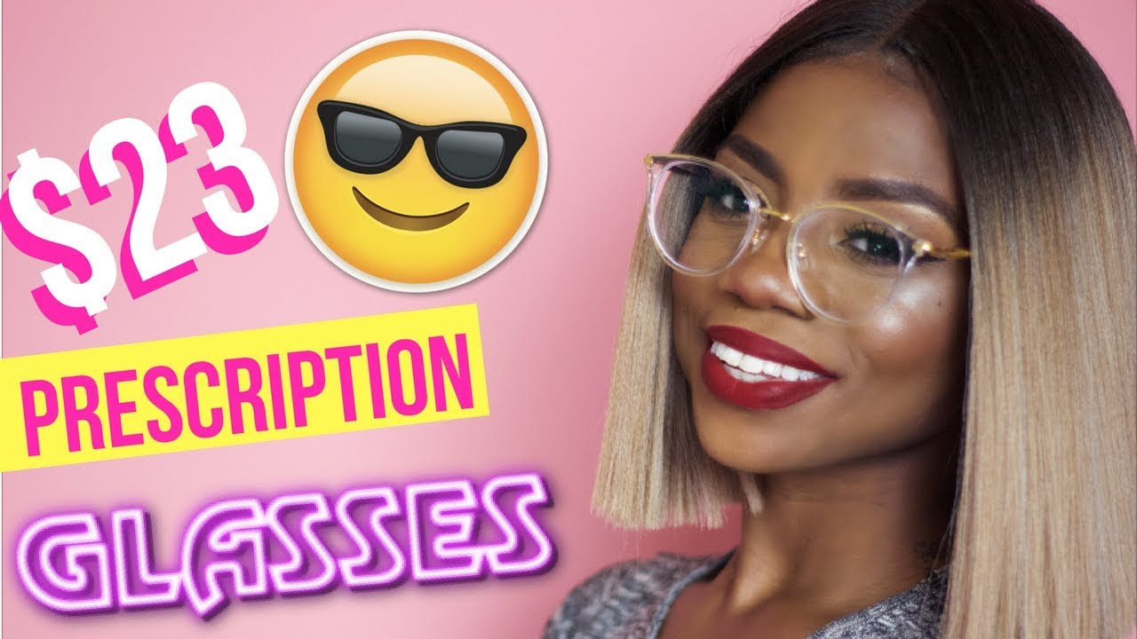 c6810891604  23 PRESCRIPTION GLASSES!! FIRMOO REVIEW - YouTube