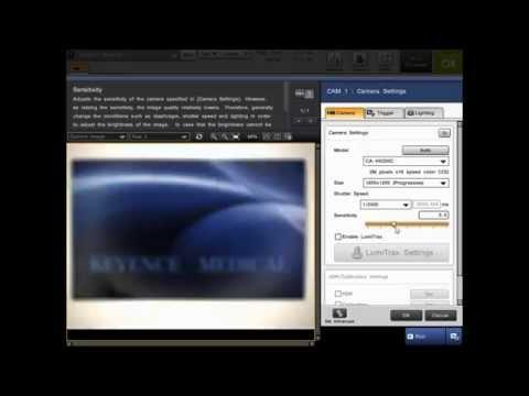 CV-X Machine Vision