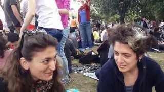 Taksim Gezi Parki - 2 Haziran 2013