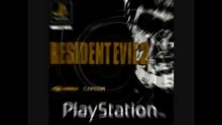 Resident Evil 2 Save Room Theme Cover //