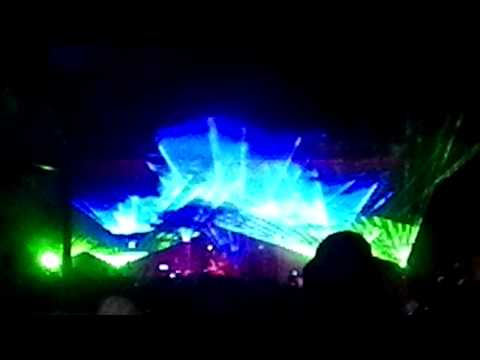 """Ghostland Observatory at Whitewater - """"Silver City"""" full song"""