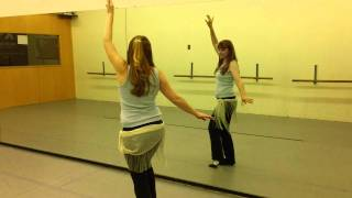 Video of Belly Dance for Beginners with Talia - lesson #2 The Drop Kick Move(Belly Dance for Beginners with Talia - lesson #2 The Drop Kick Move. Learn the Beautiful exotic art of Arabic Style Belly Dance in easy steps that anyone can ..., 2012-01-28T20:43:43.000Z)