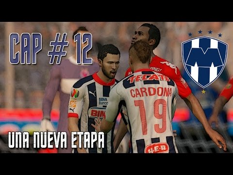 FIFA 15 - Modo Carrera [Cap. #12] El Nuevo Monterrey