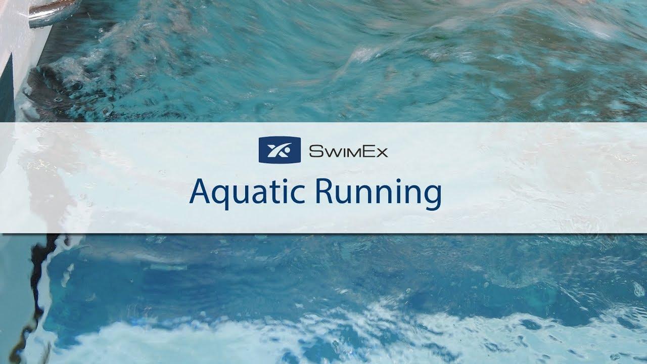 SwimEx Aquatic Running