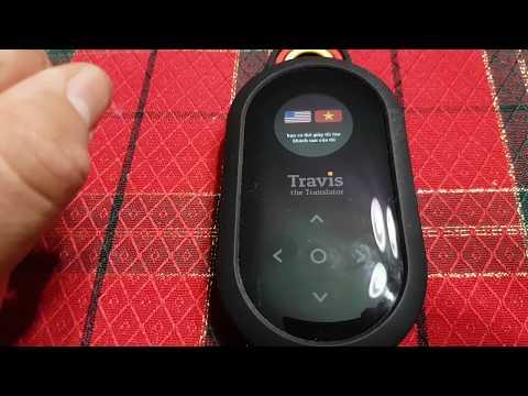 Travis The Translator- English To Vietnamese 🇻🇳