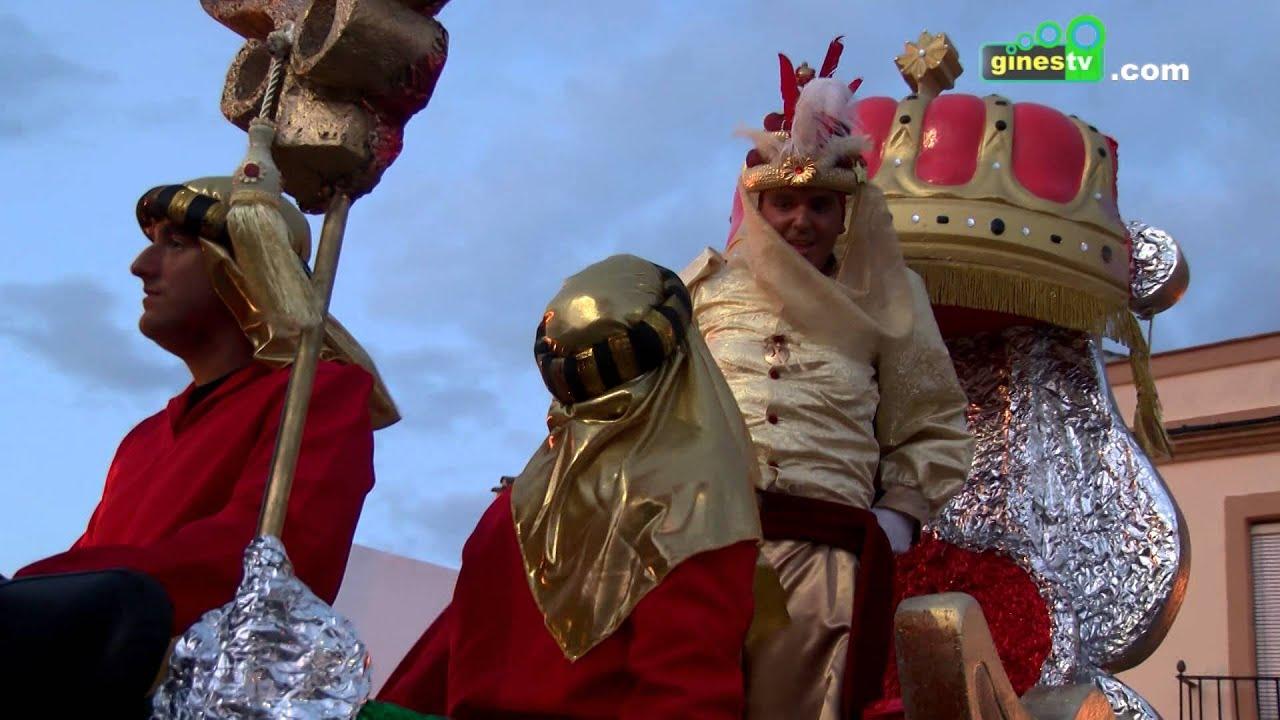 El Heraldo Real llega a Gines (COMPLETO)