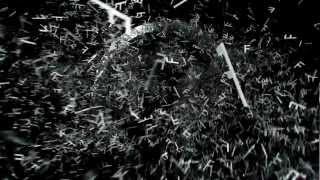 Storm Text in 3D with Music! - визуальные эффекты, создание рекламных роликов, креативная реклама(, 2012-03-10T12:32:24.000Z)