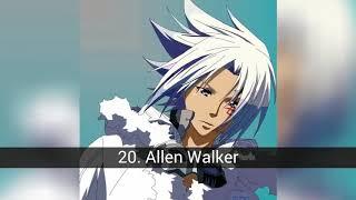 TOP 31 Guerreros más poderosos del Anime