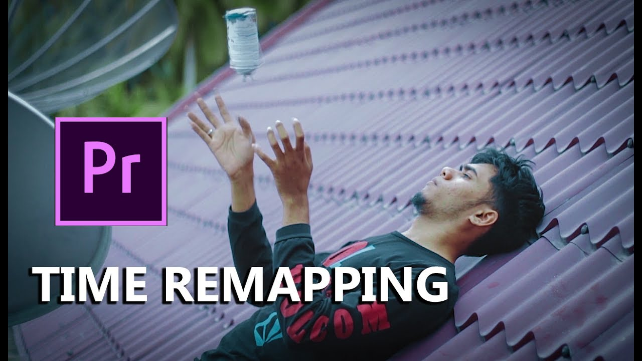 How to Make Time Remapping Premiere cc 2017