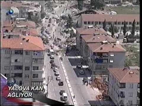 Deprem Yalova 17.08.1999