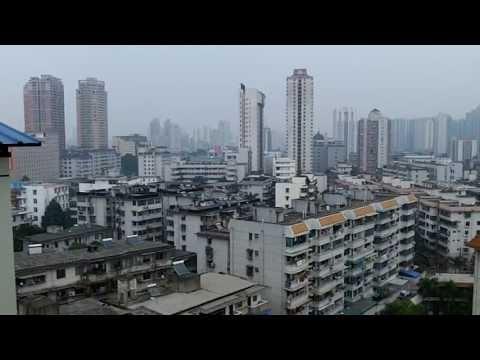 Nanning, Guangxi, China City View