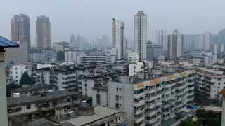Nanning, Guangxi, China City View