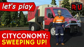 Cityconomy street sweeper job: Moving beyond bins! [PC Let