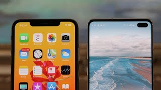 Samsung Galaxy S10 Plus vs iPhone Xs Max: Which one is the KING?