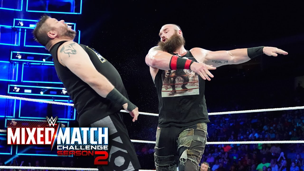 Braun Strowman finally gets his hands on Kevin Owens during the first night of WWE MMC: Season 2
