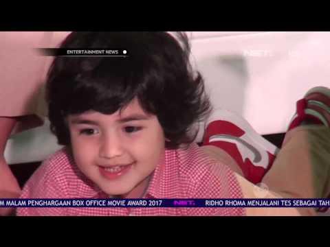 Anak Carissa Putri Menggemari Musisi Internasional