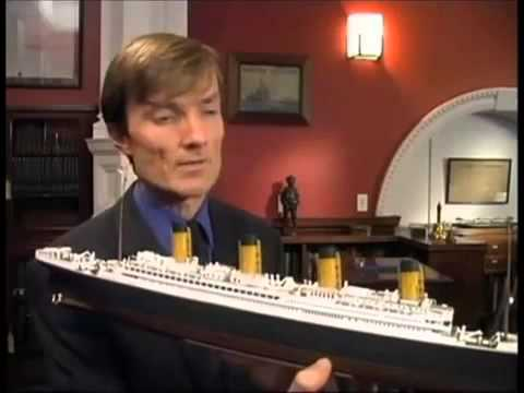 Titanic the first staged 911