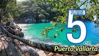 5 playas Puerto Vallarta I Las 5 De Daniel