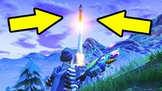 🚀 Fortnite Rocket Launch 🚀(Rocket Launching) thumbnail