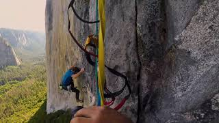 Alex Honnold Freeing the