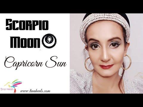 Scorpio Moon/Capricorn Sun