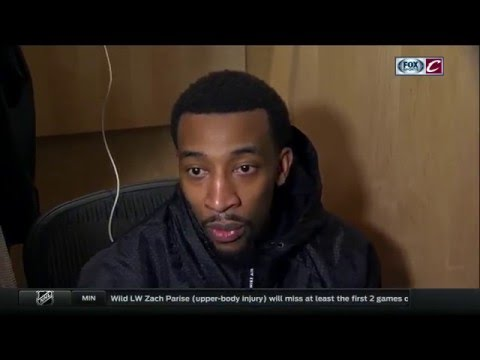 Jordan McRae after his 36-point performance in Cleveland Cavaliers