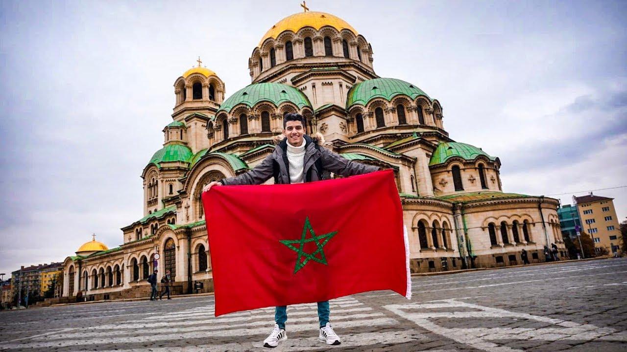 مغربي في بلغاريا - لهذا السبب بلغاريا أحسن من أوكرانيا !