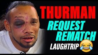 Pacquiao vs Thurman - Funny Arrogant Interview