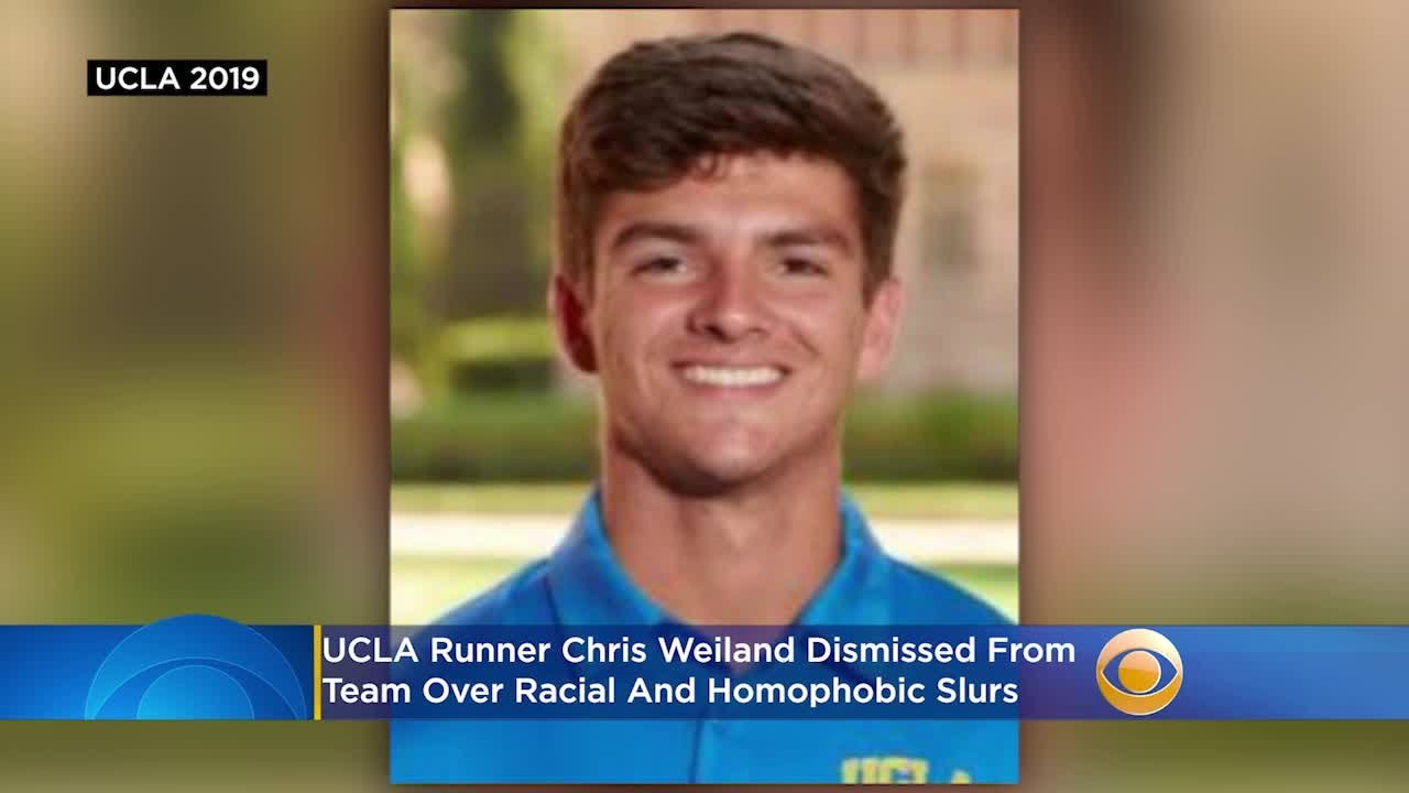 UCLA Runner Chris Weiland Dismissed From Team Over Racial ...