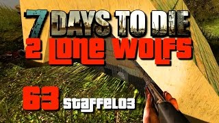 7DaysToDie A12-2LoneWolfs S03 E63 - Im Boden Versunken!![Gameplay German Deutsch] [Let
