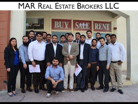 MAR Real Estate Brokers LLC : Part 3 - By Muhammad Ali