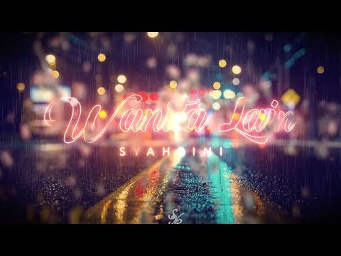 Princess Syahrini - Wanita lain Official Video Lyric