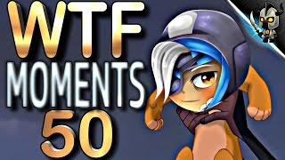 Overwatch WTF FUNNY Moments Vol #50