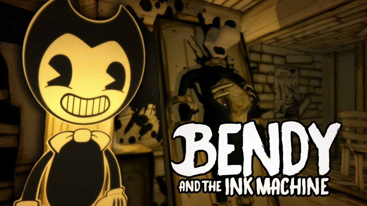Bendy and the Ink Machine Unblocked Game Play Online Free