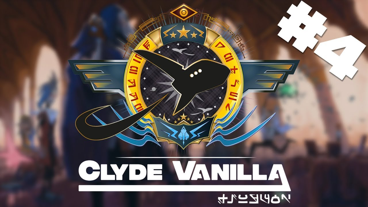 Clyde Vanilla #4 – Adjugé-Vendu !