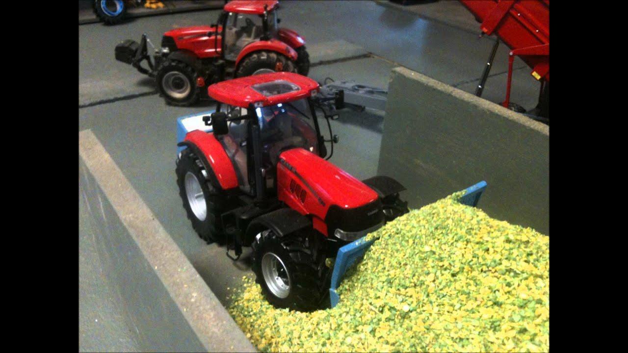 Expo Miniature Agricole Crequy Les Tiots Tracteurs