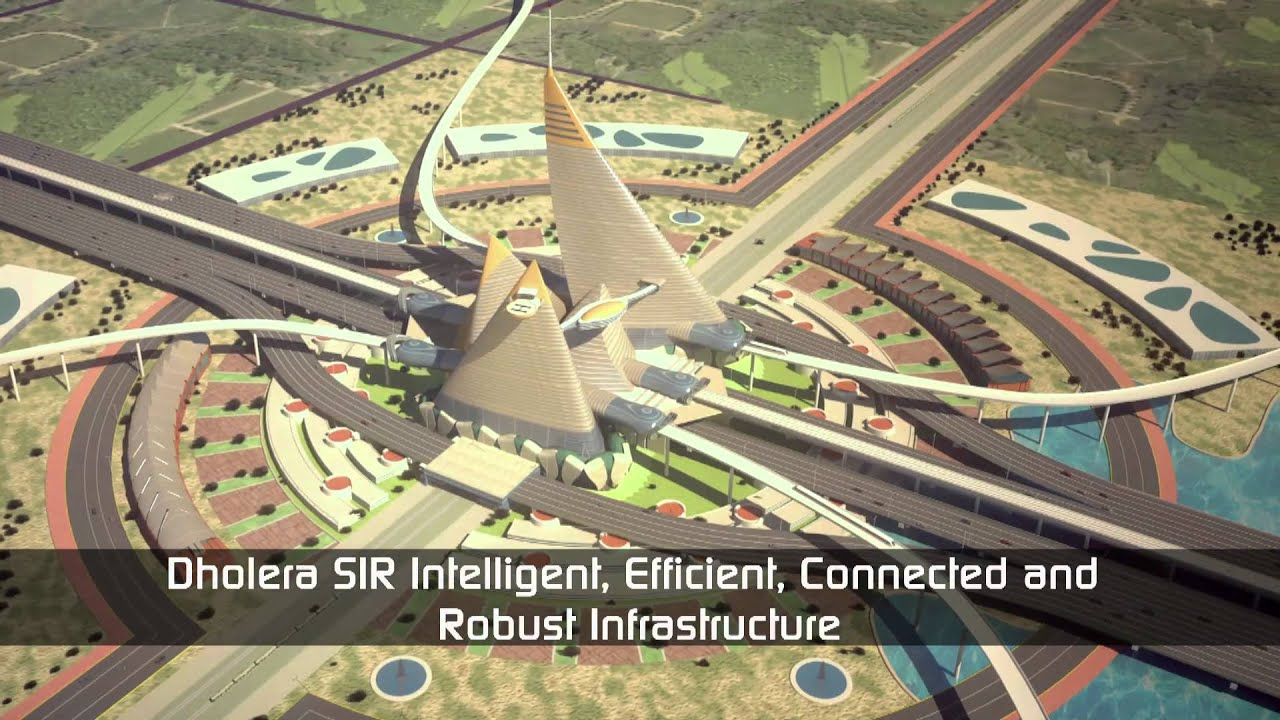 Dholera Sir Future Smart City Concept Design By Studio Trika Youtube