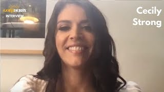 Cecily Strong ('Saturday Night Live') on the 'wild energy' of Judge Jeanine | GOLD DERBY