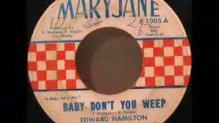 Edward Hamilton And The Arabians - Baby Don
