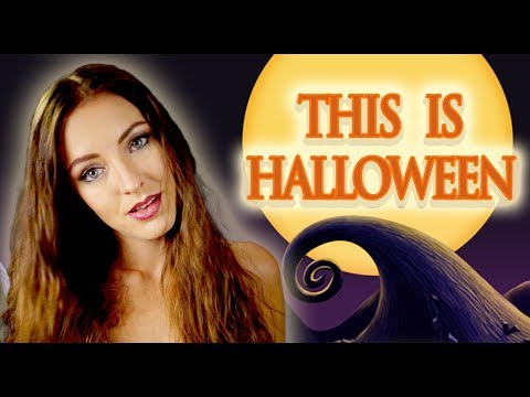 This Is Halloween - The Nightmare Before Christmas 🎃 (Cover by Minniva featuring Quentin Cornet)